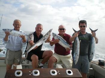 22/01 Happy Together Cavalier & Blue Marlin Sport Fishing Gran Canaria