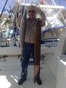 27/01 Well done Cavalier & Blue Marlin Sport Fishing Gran Canaria