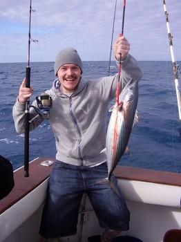 Atlantic Tuna Cavalier & Blue Marlin Sport Fishing Gran Canaria
