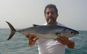 06/02 Atlantic Sierra Tuna Cavalier & Blue Marlin Sport Fishing Gran Canaria