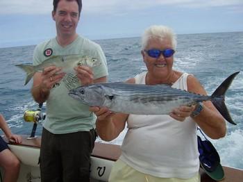 10/02 Happy Clients Cavalier & Blue Marlin Sport Fishing Gran Canaria