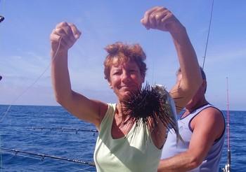 Sea Urchin Cavalier & Blue Marlin Sport Fishing Gran Canaria