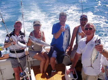 Atalntic Sierra Tuna Cavalier & Blue Marlin Sport Fishing Gran Canaria