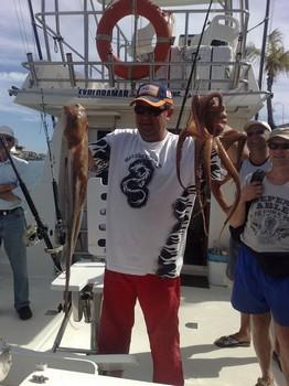 Mr Atlas Cavalier & Blue Marlin Sport Fishing Gran Canaria