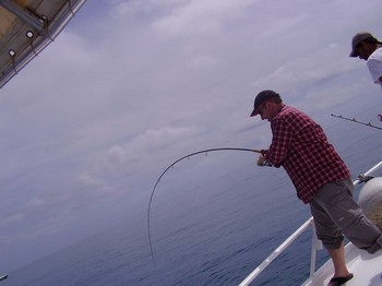 Hooked Up ! Cavalier & Blue Marlin Sport Fishing Gran Canaria