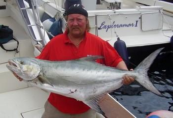 World Record Leerfish Cavalier & Blue Marlin Sport Fishing Gran Canaria