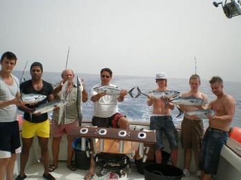 18/03 Cavalier again Cavalier & Blue Marlin Sport Fishing Gran Canaria
