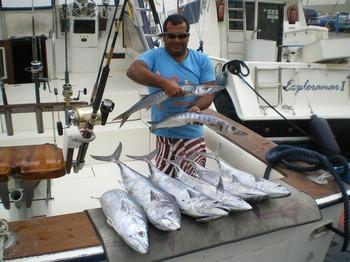 TROMPAAAAAAAAA Cavalier & Blue Marlin Sport Fishing Gran Canaria