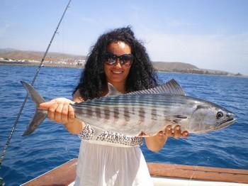 Atlantic Bonito Cavalier & Blue Marlin Sport Fishing Gran Canaria