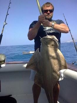05/04 Angelshark Cavalier & Blue Marlin Sport Fishing Gran Canaria