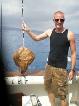 Common Torpedo Cavalier & Blue Marlin Sport Fishing Gran Canaria