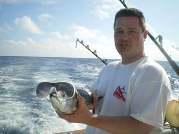Sunny ! Cavalier & Blue Marlin Sport Fishing Gran Canaria