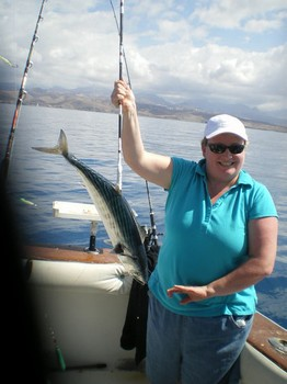 Atlantic Sierra Cavalier & Blue Marlin Sport Fishing Gran Canaria