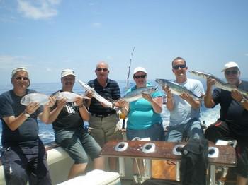 11/05 Happy Faces Cavalier & Blue Marlin Sport Fishing Gran Canaria