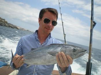 15/05 Atlantic Sierra Tuna Cavalier & Blue Marlin Sport Fishing Gran Canaria