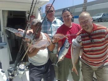 17/05 Nice Catch Cavalier & Blue Marlin Sport Fishing Gran Canaria