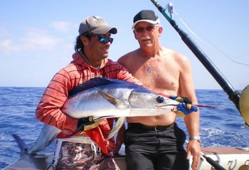 18/06 Spearfish Cavalier & Blue Marlin Sport Fishing Gran Canaria