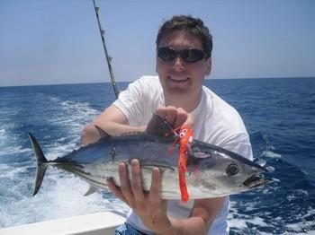 BEESIE - 4 Cavalier & Blue Marlin Sport Fishing Gran Canaria