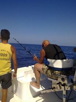 Engánchate Pesca Deportiva Cavalier & Blue Marlin Gran Canaria