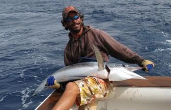 09/07 Pez espada Pesca Deportiva Cavalier & Blue Marlin Gran Canaria