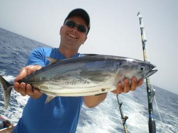 19/07 Atún listado Pesca Deportiva Cavalier & Blue Marlin Gran Canaria