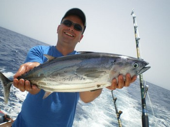 19/07 Skipjack Tuna Cavalier & Blue Marlin Sport Fishing Gran Canaria