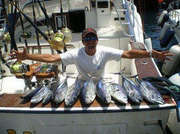 Trompitaaaaaaaaaa Pesca Deportiva Cavalier & Blue Marlin Gran Canaria