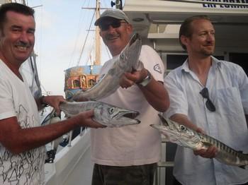 Barracuda's Cavalier & Blue Marlin Sport Fishing Gran Canaria