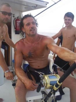 The Fight - 90 Min. Cavalier & Blue Marlin Sport Fishing Gran Canaria