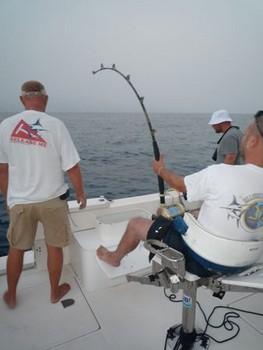 The Fight - 210 Min Cavalier & Blue Marlin Sport Fishing Gran Canaria