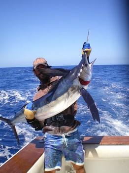 White Marlin Cavalier & Blue Marlin Sport Fishing Gran Canaria