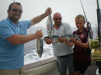 Satisfied Clients Cavalier & Blue Marlin Sport Fishing Gran Canaria
