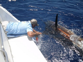 21/08 Blue Marlin Cavalier & Blue Marlin Sport Fishing Gran Canaria