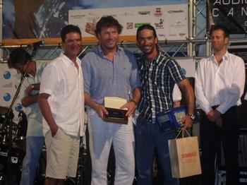 The Winning Team Cavalier & Blue Marlin Sport Fishing Gran Canaria