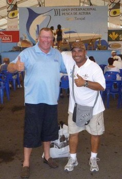 13-09 Erik and Billy Cavalier & Blue Marlin Sport Fishing Gran Canaria