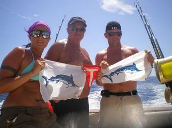 The Golden Team Cavalier & Blue Marlin Sport Fishing Gran Canaria