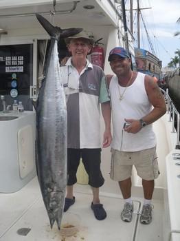 30/09 Wahoo Cavalier & Blue Marlin Sport Fishing Gran Canaria