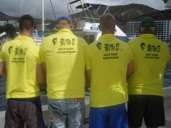 U-F-F-T Cavalier & Blue Marlin Sport Fishing Gran Canaria