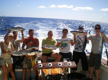 16/10 Satisfied Anglers Cavalier & Blue Marlin Sport Fishing Gran Canaria