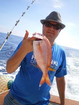 Red Snapper Cavalier & Blue Marlin Sport Fishing Gran Canaria