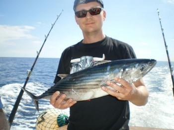 Sierra Tuna Cavalier & Blue Marlin Sport Fishing Gran Canaria