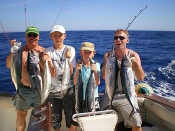 27/10 Nice Catch Cavalier & Blue Marlin Sport Fishing Gran Canaria