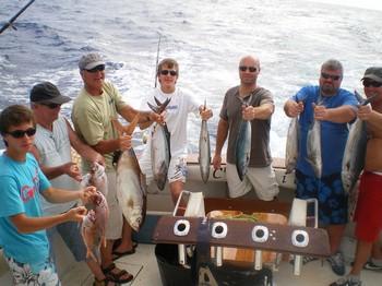 Great Day Cavalier & Blue Marlin Sport Fishing Gran Canaria