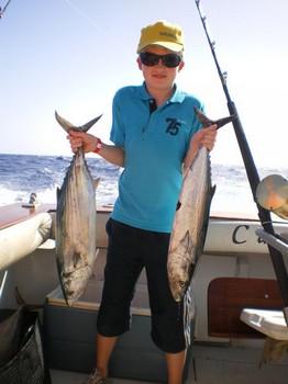 Atlantic Sierra's Cavalier & Blue Marlin Sport Fishing Gran Canaria