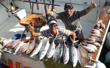 06/11 Top Crew Cavalier Cavalier & Blue Marlin Sport Fishing Gran Canaria