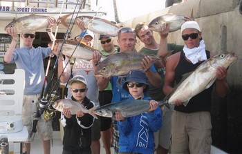 16/11 Great Catch Cavalier & Blue Marlin Sport Fishing Gran Canaria