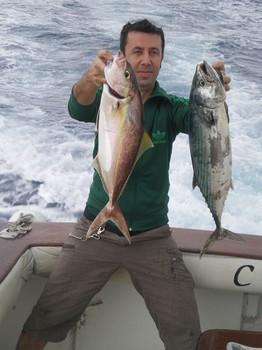 barco Cavalier Pesca Deportiva Cavalier & Blue Marlin Gran Canaria