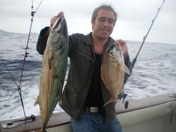 Sierra Atún / Pargo Pesca Deportiva Cavalier & Blue Marlin Gran Canaria