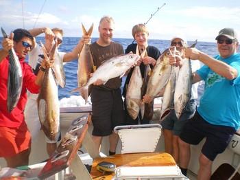 16/12 Barco Cavalier Pesca Deportiva Cavalier & Blue Marlin Gran Canaria