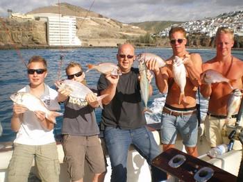 05/01 Happy Anglers Cavalier & Blue Marlin Sport Fishing Gran Canaria